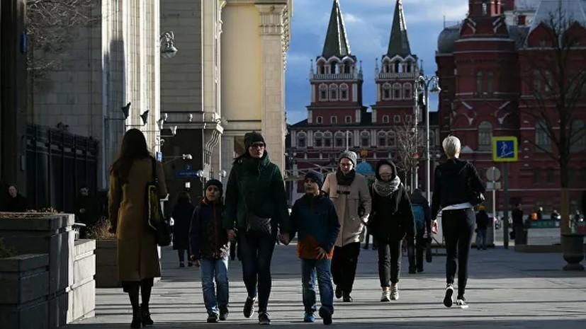 Синоптики прогнозируют существенное потепление в Москве