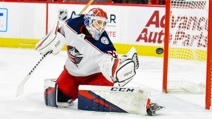 «Он выйдет из кризиса»: с чем связана неудачная игра Бобровского на старте сезона в НХЛ