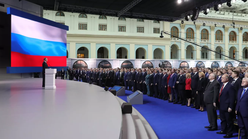Песков рассказал, когда может состояться послание Путина Федеральному собранию