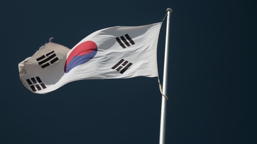 Южная Корея зафиксировала два ракетных пуска КНДР