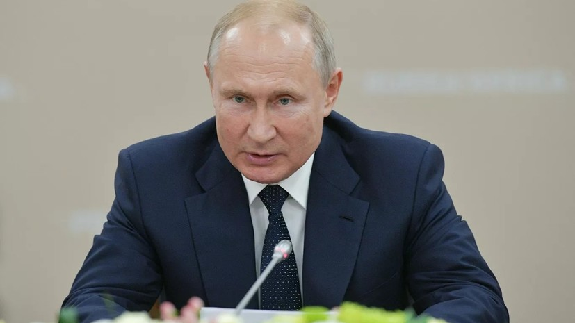 Путин допустил усиление наказания за ошибки медиков при обследовании