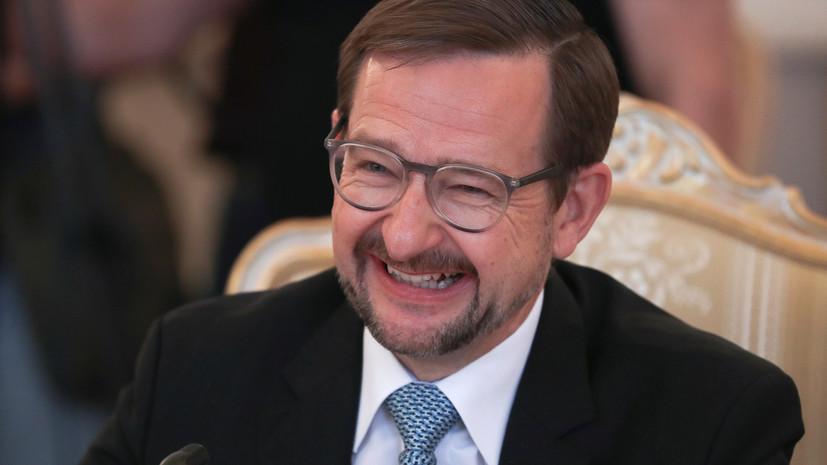 Генсек ОБСЕ выразил надежду на разведение сил в Петровском
