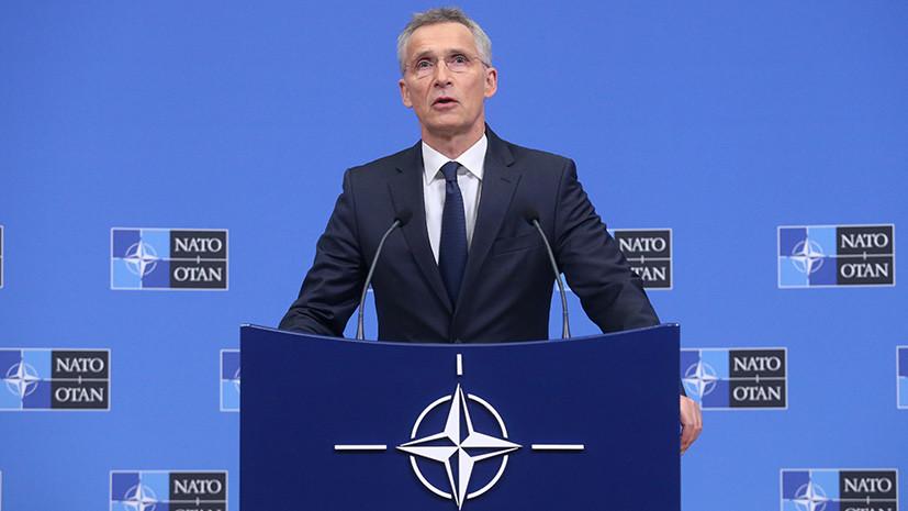 В НАТО намерены готовить войска к действиям в условиях российской зоны ограничения манёвров