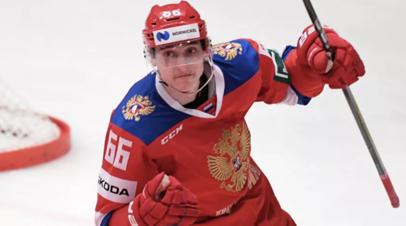 В Канаде оценили дебют российского форварда «Торонто» Михеева в НХЛ
