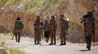 «Без колебаний»: курдские формирования в Сирии пригрозили Турции «полноценной войной»