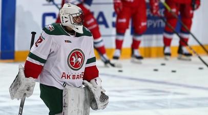 «Ак Барс» одержал шестую победу подряд в КХЛ, обыграв «Локомотив»
