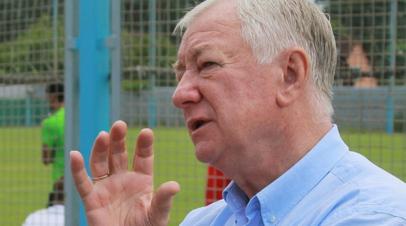 Игнатьев считает, что сборная России будет себя уверенно чувствовать в матче с Шотландией