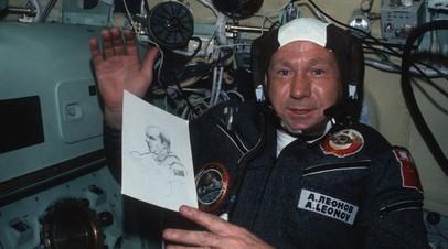 Космонавт Джанибеков назвал смерть Леонова очень тяжёлой утратой для всего мира