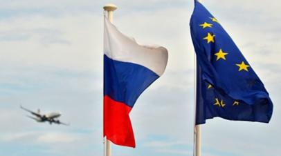 Эксперт оценил сообщения о потерях ЕС от антироссийских санкций