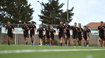 Итальянский футбольный клуб «Палермо» прекратил существование