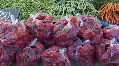 Эксперт прокомментировала предложение запретить пластиковые пакеты