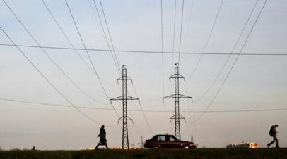Эксперт оценил заявление о невозможности отсоединения Украины от энергосистемы России