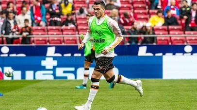 «Валенсия» с Черышевым сыграла вничью с «Атлетико» в Примере
