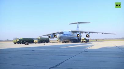 Зарубежный манёвр: российские С-400 и «Панцирь-С» прибыли в Сербию для учений