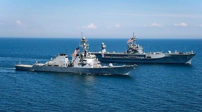 «Угроза стратегической стабильности»: в США призвали партнёров по НАТО объединиться для «сдерживания» РФ в Чёрном море