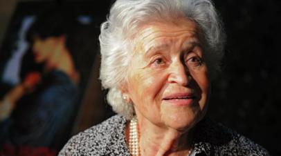 Ирина Антонова поделилась воспоминаниями о работе медсестрой в годы Великой Отечественной войны