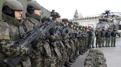 Силы спецопераций НАТО