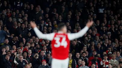 Эмери заявил, что Джака был неправ в ситуации с болельщиками «Арсенала»