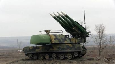 Украина анонсировала учения с ракетными стрельбами вблизи Крыма