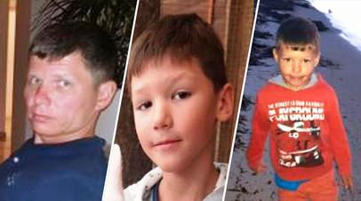 «Прочёсываем лесополосу»: в Уфе ищут пропавших отца и двух малолетних детей