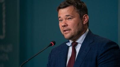 В Киеве заявили об отсутствии у олигархов возможности для шантажа