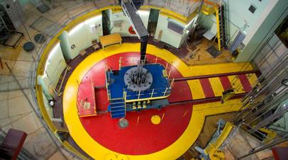 Исследовательский реактор МИР