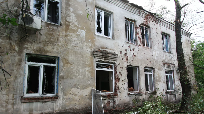 Украина намерена обязать Россию платить за восстановление Донбасса