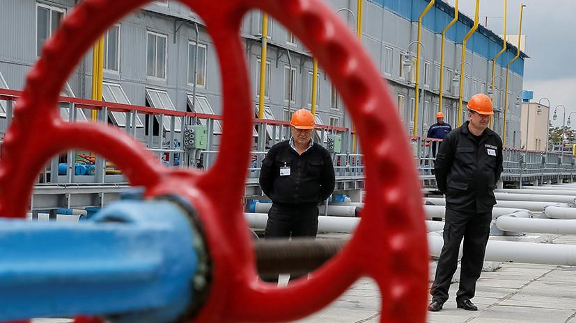 «Риски для экономики»: как в Киеве оценивают потери в случае сокращения транзита газа
