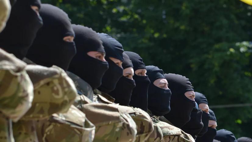 Рада обратилась к США с просьбой по поводу полка «Азов»