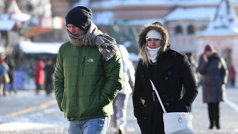 В Гидрометцентре прогнозируют «розовую зиму» в России