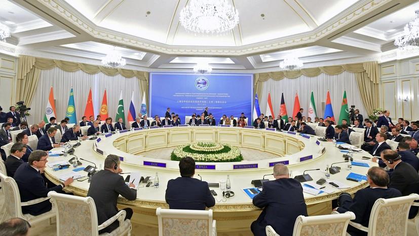 Медведев предложил укрепить контакты спецслужб ШОС против терроризма
