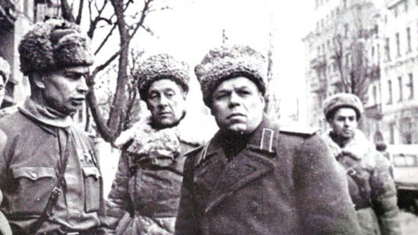 «Настоящий герой Украины»: как маршал Рыбалко спасал Львов и Европу