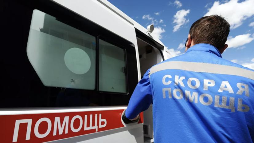 Семь человек получили травмы в результате ДТП с автобусом в Омске