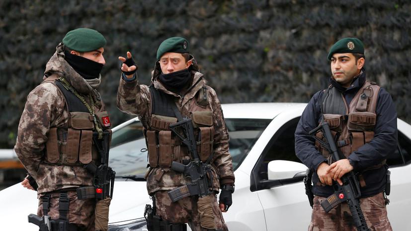 Anadolu: нейтрализован «самый разыскиваемый в Турции террорист»