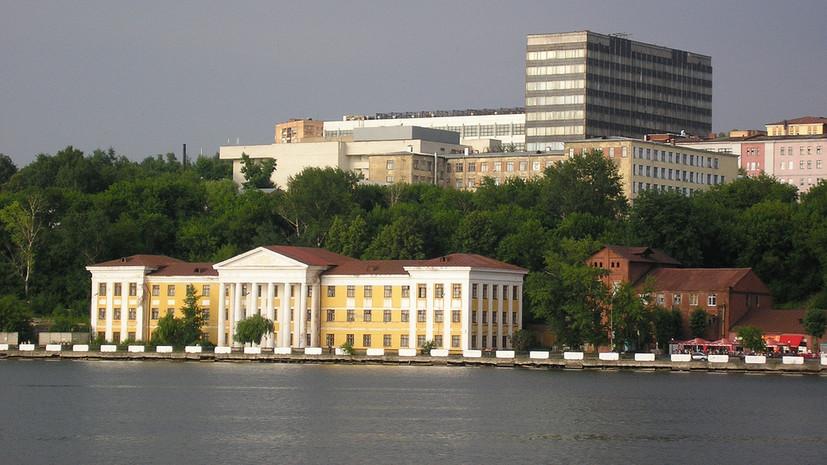 В столице Удмуртии создадут маршрут «Путешествие по Ижевскому морю»