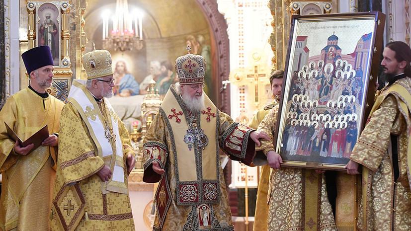 «Закрывает тему разделения»: как воссоединение с Архиепископией западноевропейских приходов повлияет на позиции РПЦ