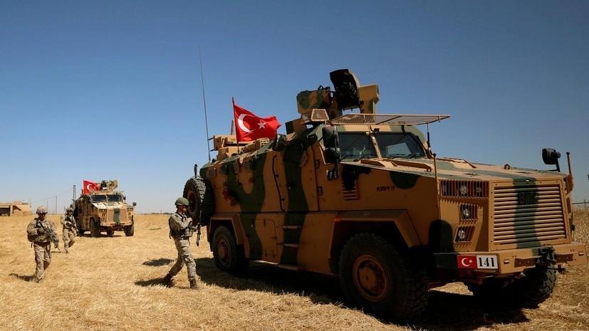 Турецкие военные обнаружили у курдов склад с миномётными снарядами США