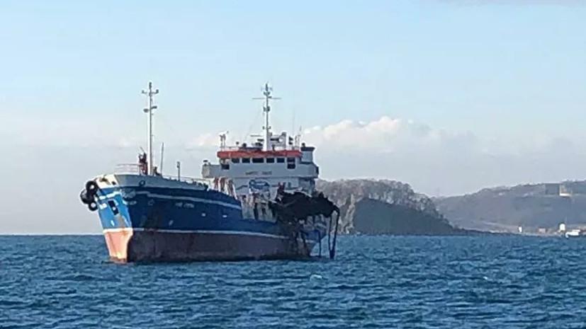 Глубоководную технику применят в поисках пропавшего в Находке моряка