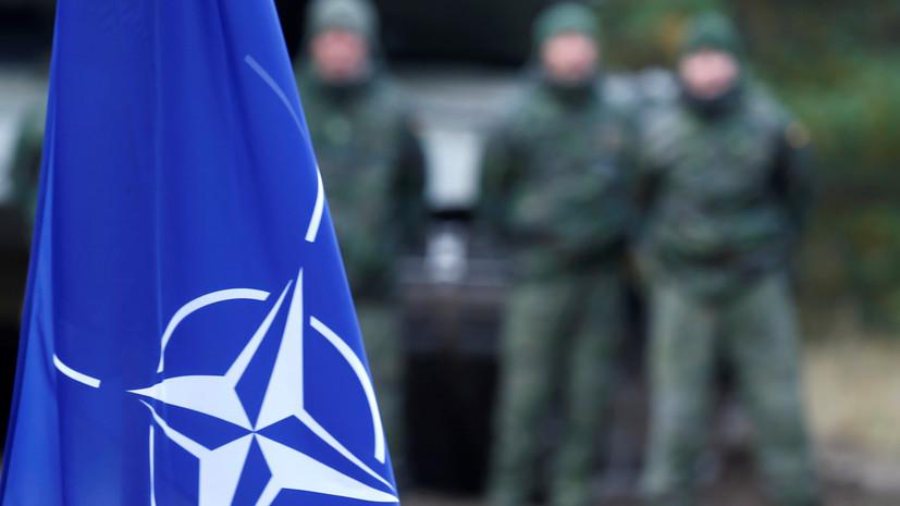 «Пока не стало слишком поздно»: в парламенте Швеции призвали вступить в НАТО из-за «агрессии» России