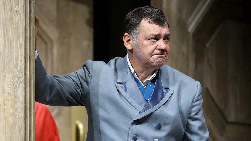 Скончался актёр театра EtCetera Пётр Смидович