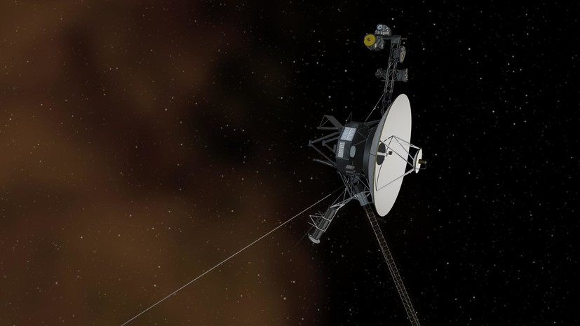 К границам Солнечной системы: в NASA получили данные, посланные Voyager 2 из-за пределов гелиосферы