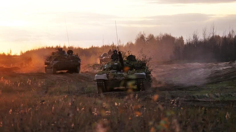 В Белоруссии разрабатывают план обороны до 2024 года