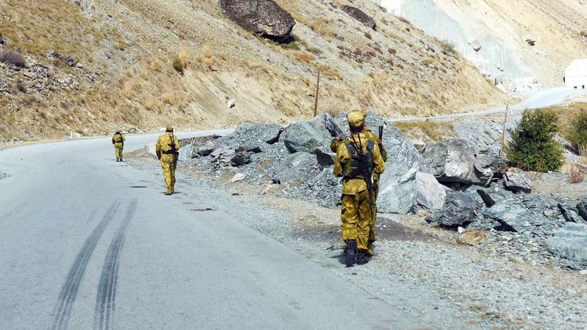 Узбекистан изучает ситуацию с атакой на погранзаставу в Таджикистане