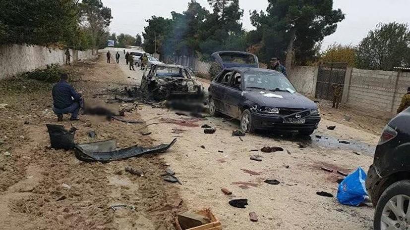 В Таджикистане заявили, что атаку на погранпункт совершили боевики ИГ