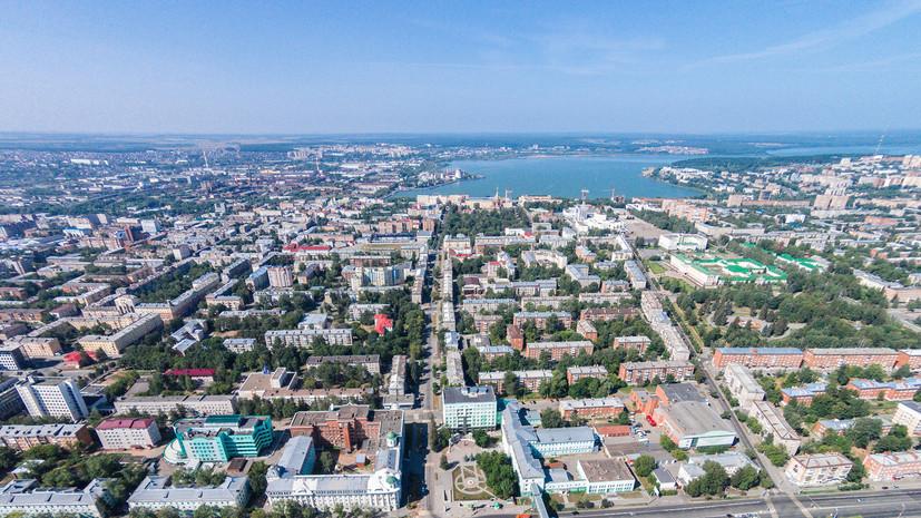 Ижевск победил в конкурсе «Здоровые города России»