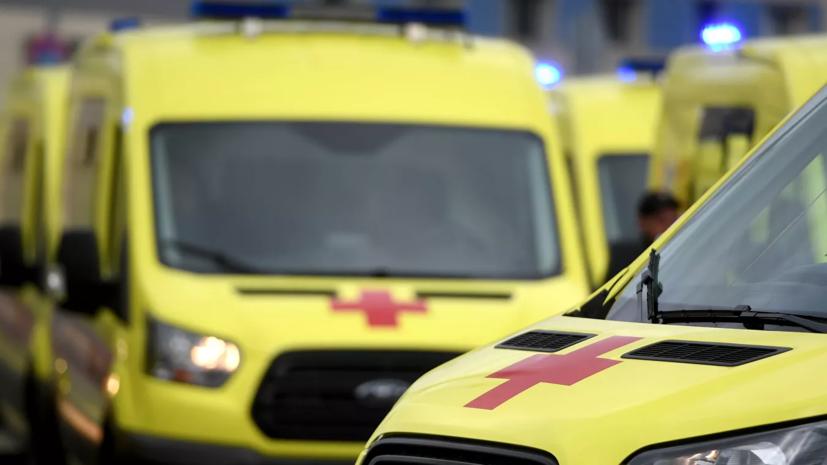 Десять человек пострадали в результате ДТП в Дагестане