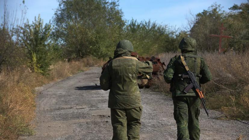 На Украине заявили о готовности к отводу сил в Петровском