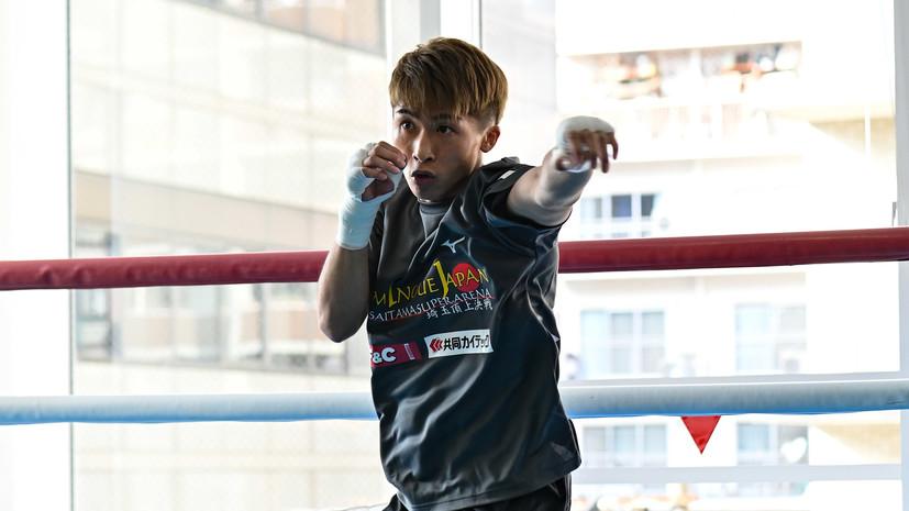 Японский боксёр Иноуэ победил Донэра и выиграл турнир WBSS в легчайшем весе