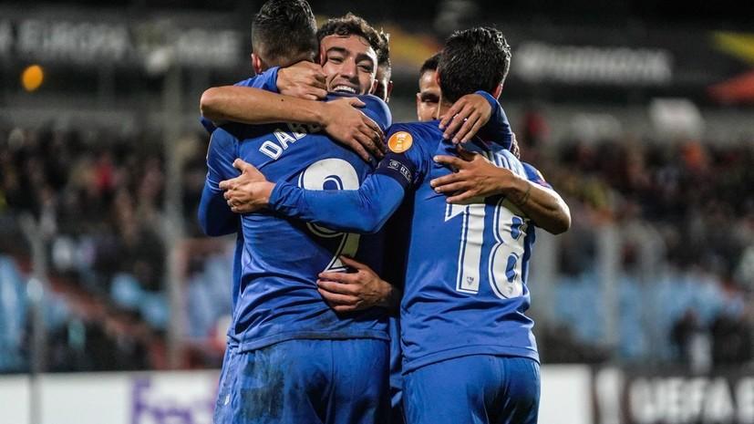 Пять клубов досрочно квалифицировались в плей-офф Лиги Европы