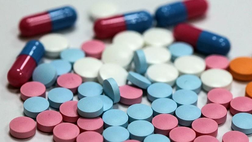 Россияне стали покупать меньше антибиотиков